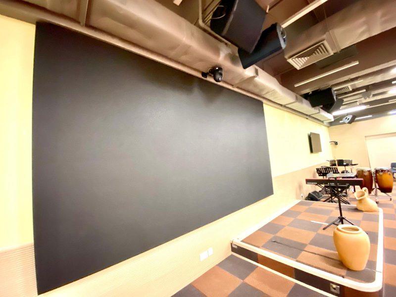 LED Wall Installation
